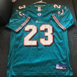 Ronnie Brown Miami Dolphins Jersey Adult Large